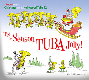 Christmas with the Hollywood Tuba 12